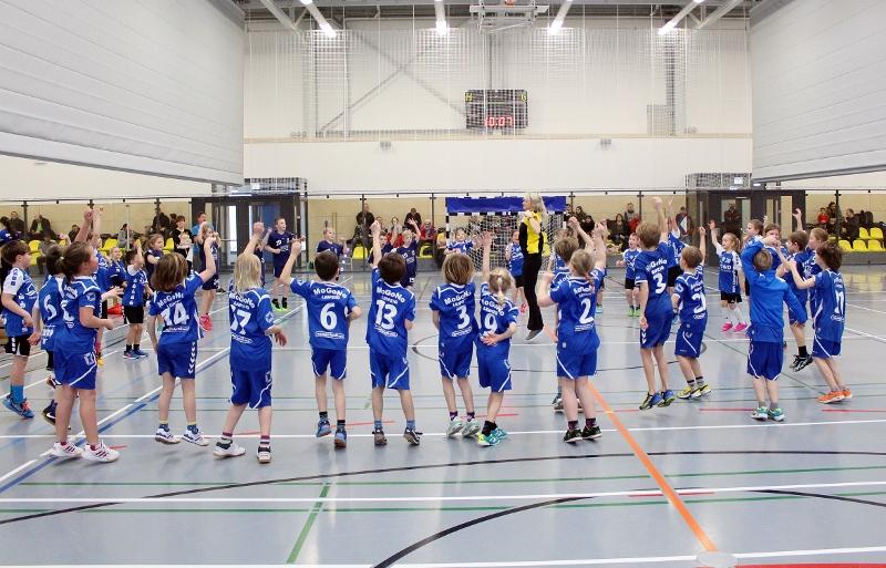 Handball To Go